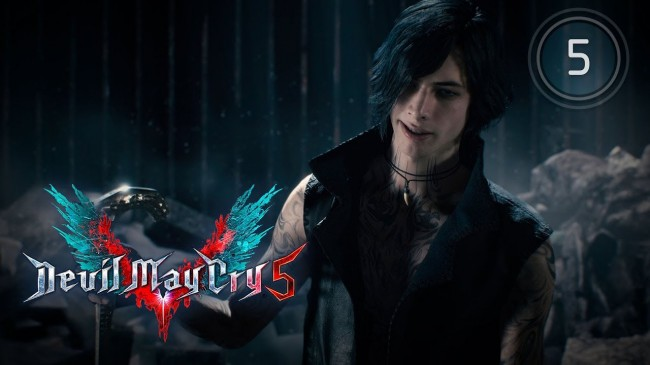 Начинаем играть за V ? Devil May Cry 5 #5